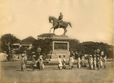 Image result for kala Ghoda statue