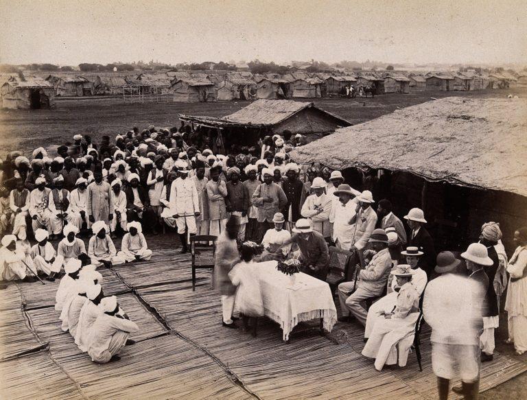 The Worst Epidemic Of the City in 1896   MeMumbai